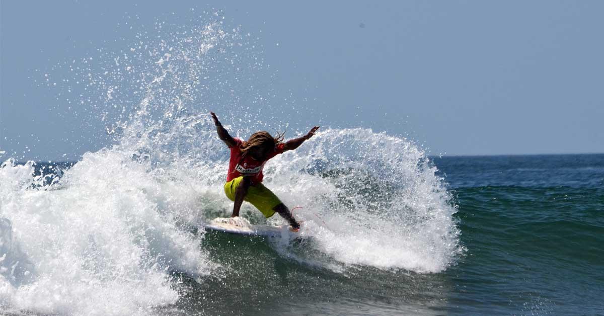 Surf Nacional continúa este fin de semana en la Copa IA