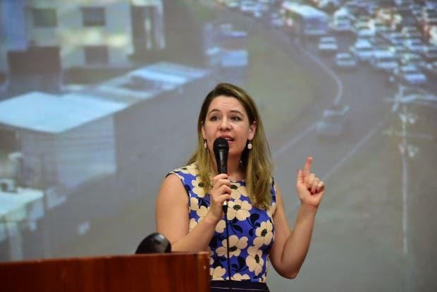 Claudia Dobles anuncia el que sería su rol como Primera Dama