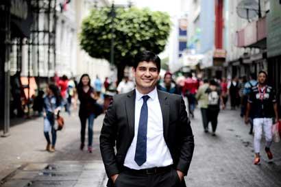 Carlos Alvarado se reunirá con fracción del PLN para hablar sobre economía