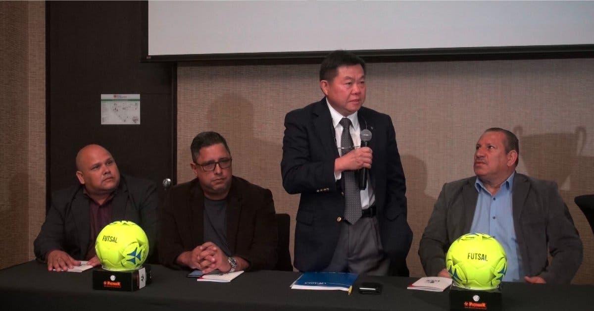 Futsal y Cicadex firmaron convenio con el fin de revolucionar el deporte