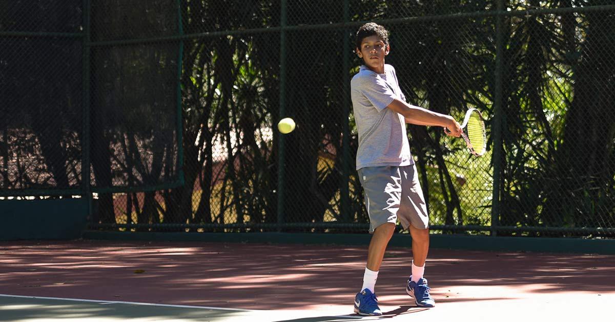 Torneo invita a tenistas a luchar contra el cáncer infantil