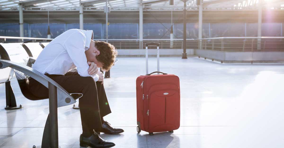 Seis consejos para sobrellevar vuelos largos