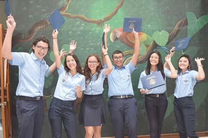 CRUSA y AFS otorgaron becas para estudiar en Estados Unidos
