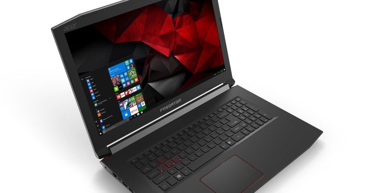 """Acer presentó Predator Helios 300 que buscará consolidarse entre los """"gamers"""""""