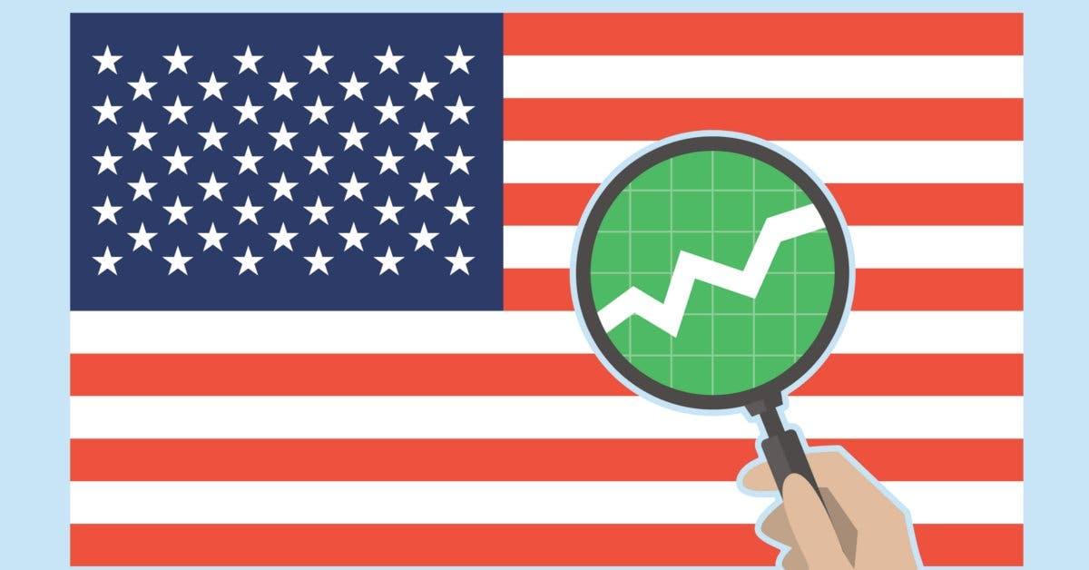 Estados Unidos se recupera con PIB e inflación creciente en 2017