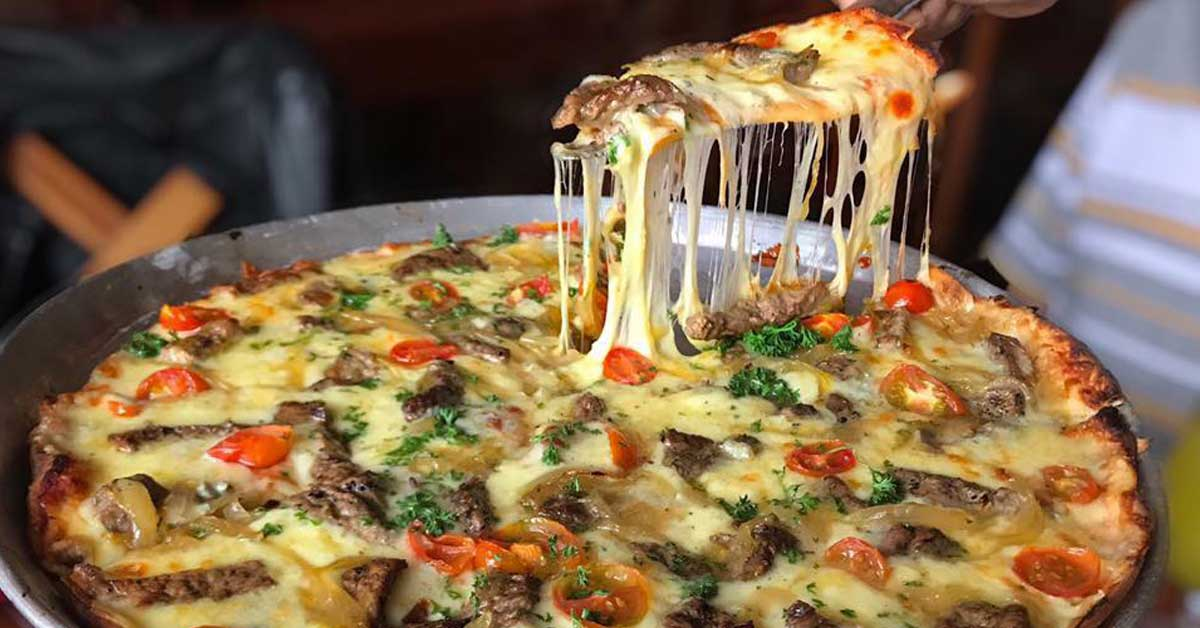 Pizzería El Portón Rojo llegará al Este y La California