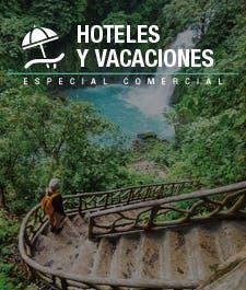 Especial Hoteles y Vacaciones 2018