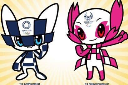Olimpiadas de Tokio tendrán dos superhéroes futuristas como mascotas