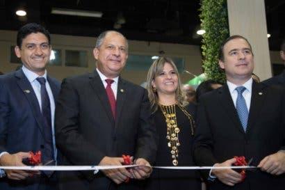 Costa Rica expone su oferta exportable en Panamá