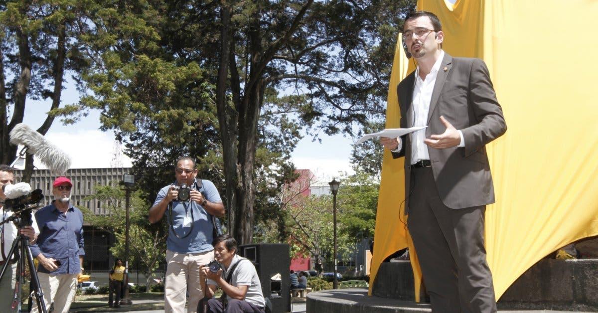Restauración Nacional despertó el odio y la discriminación, según José María Villalta