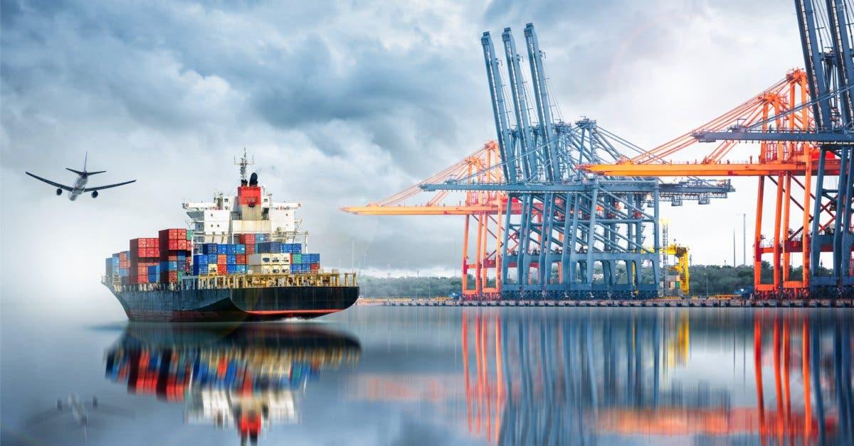 Importaciones en enero alcanzaron los $1,3 mil millones