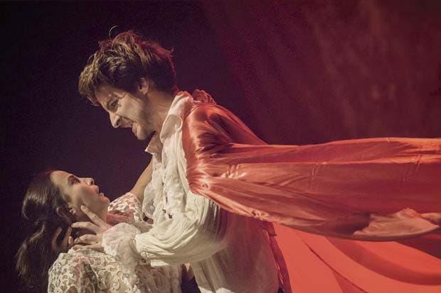 """""""Drácula"""" llega al Teatro Nacional este viernes"""