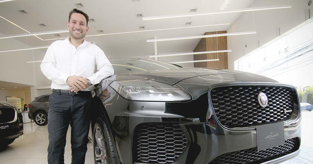 Jaguar presentó su nuevo cachorro, el E-Pace