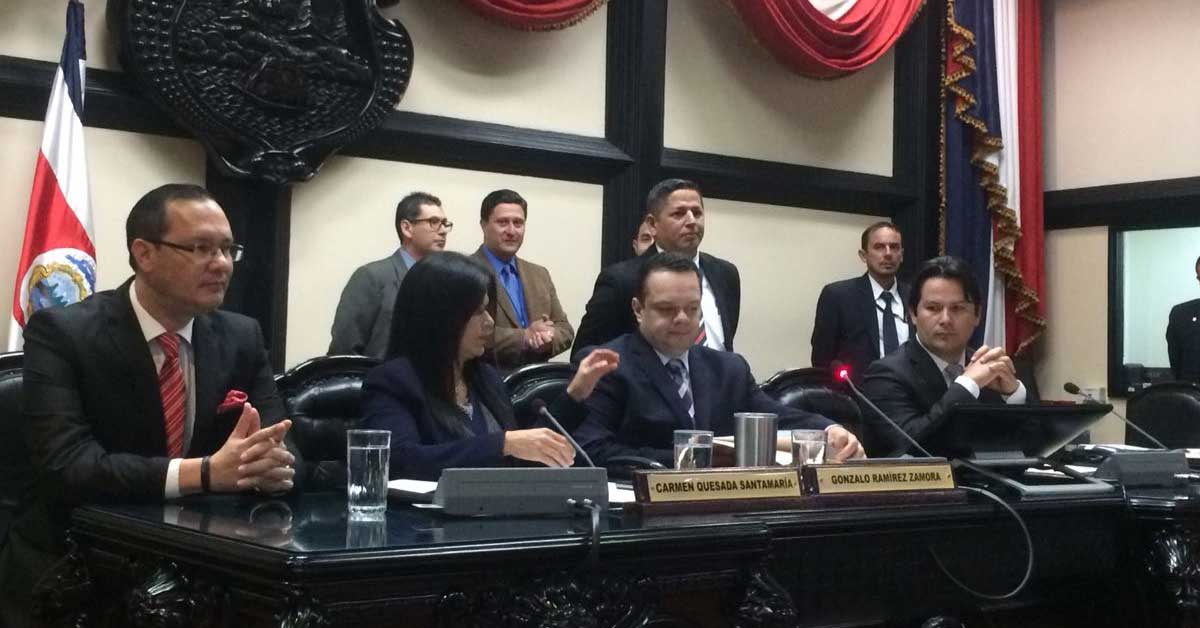 Levantamiento o no de inmunidad de Celso Gamboa se conocerá hoy en votación pública