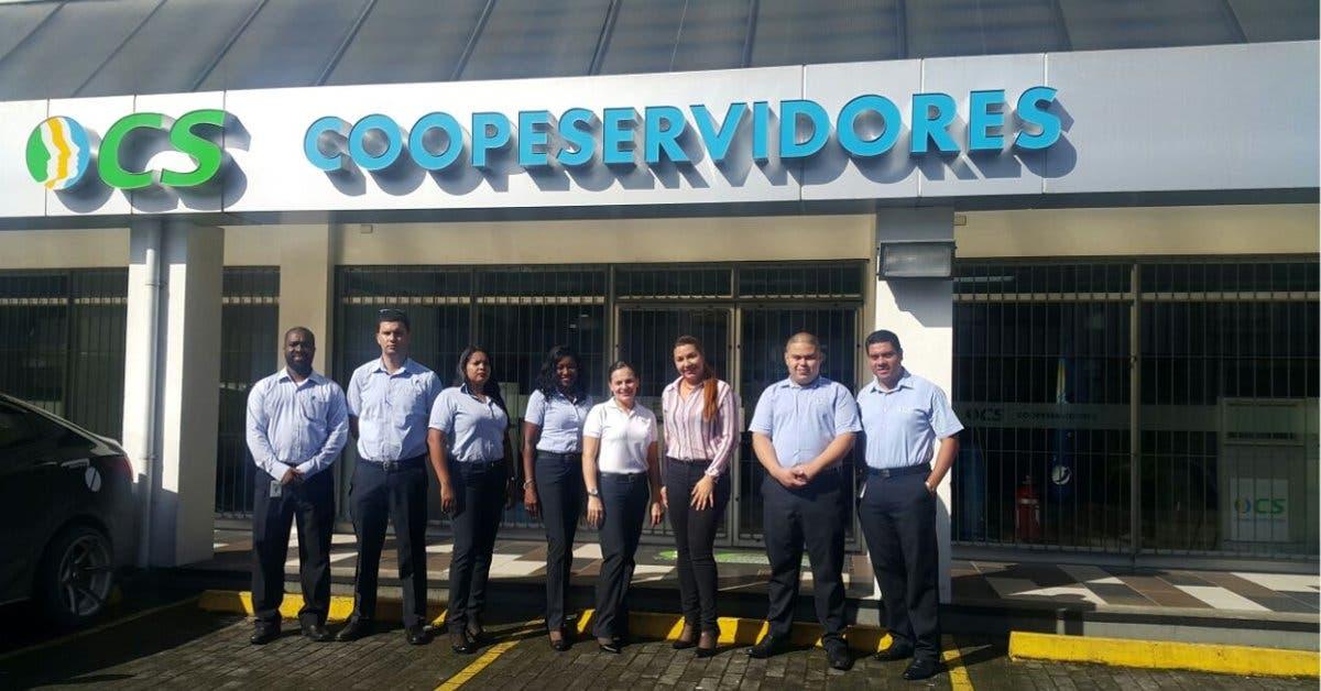 Coopeservidores inauguró sucursal en Limón