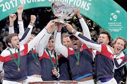 Revolucionarán la Copa Davis
