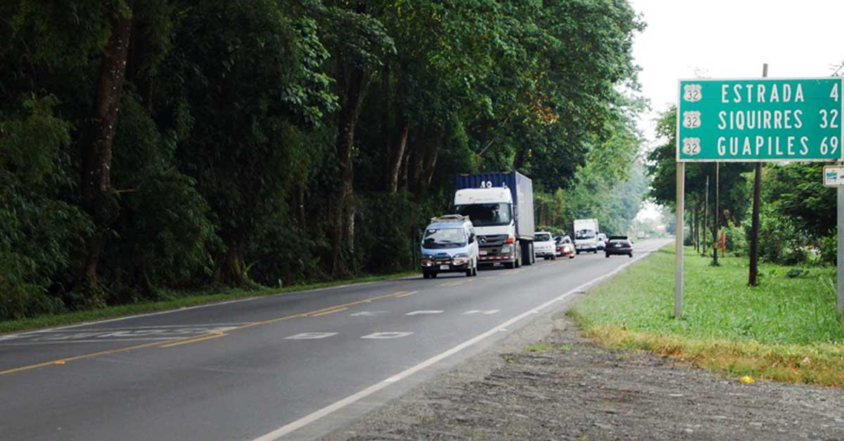 MOPT dice que no se incrementó costo de ampliación de ruta 32