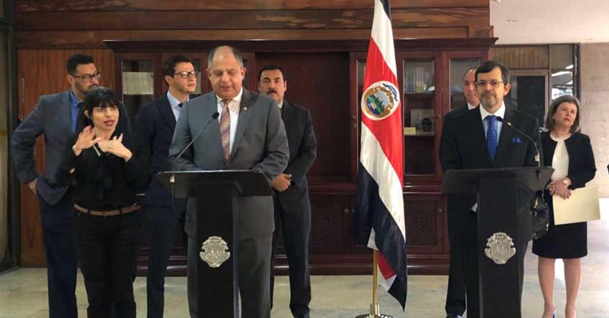 Ejecutivo y Poder Judicial acuerdan trabajo conjunto contra el hacinamiento carcelario