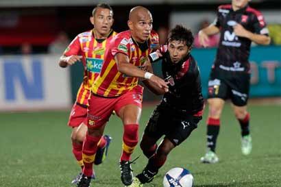 Alajuelense no gana en el Rosabal Cordero desde el 2015