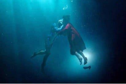 'La forma del agua' recibió el Oscar como la mejor película