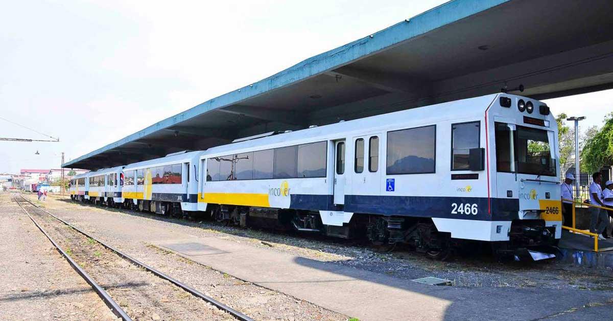 Usuarios no contarán con servicio de tren en Semana Santa