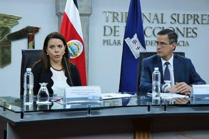 TSE inicia campaña de cara a la segunda ronda de elecciones