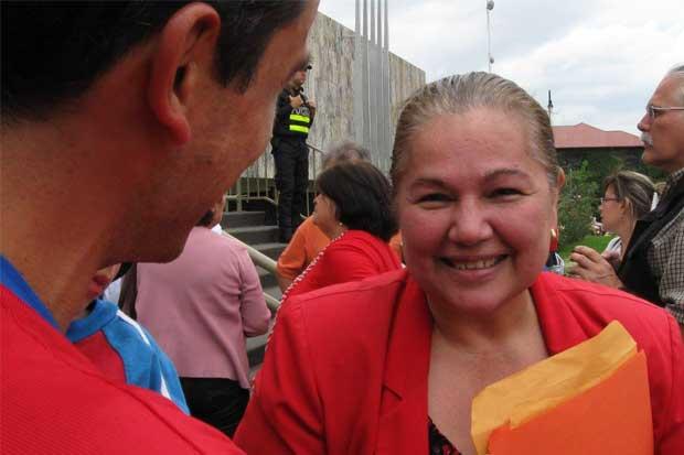 Diputada de Restauración Nacional interpone recurso de amparo por encuesta de Idespo-UNA