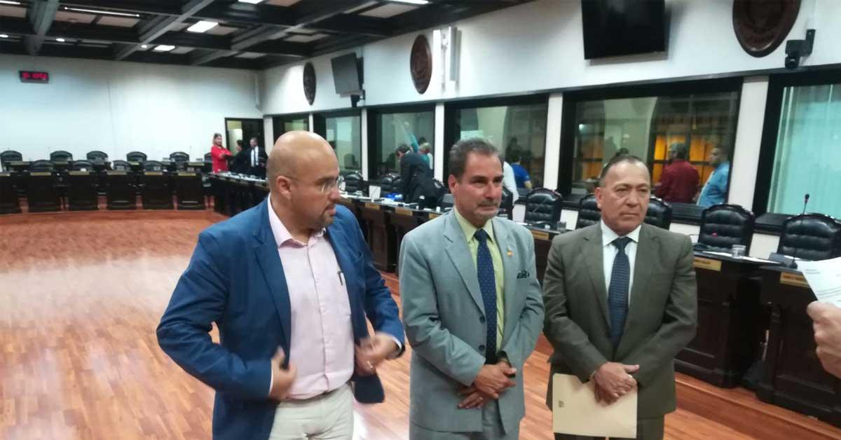Diputados instalan comisión para analizar revocatoria de nombramiento de Celso Gamboa