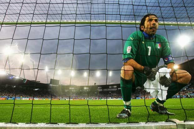 La Euro 2020 seduce a Buffon
