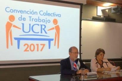 Renegociación de convención colectiva entre UCR y trabajadores permitirá ahorro de ¢11 mil millones
