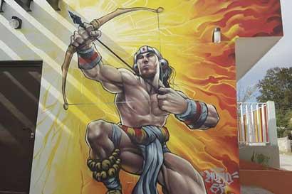 Festival internacional de grafiti se realizará en Costa Rica