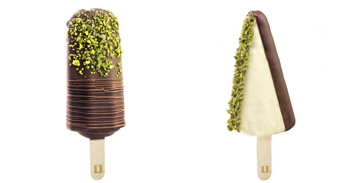 Franquicia de gelatos en paleta innova con servicio exprés