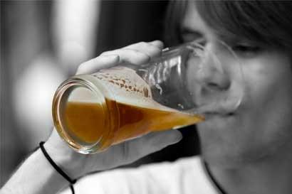 Hacienda decomisó 300 mil litros de cerveza en 2017