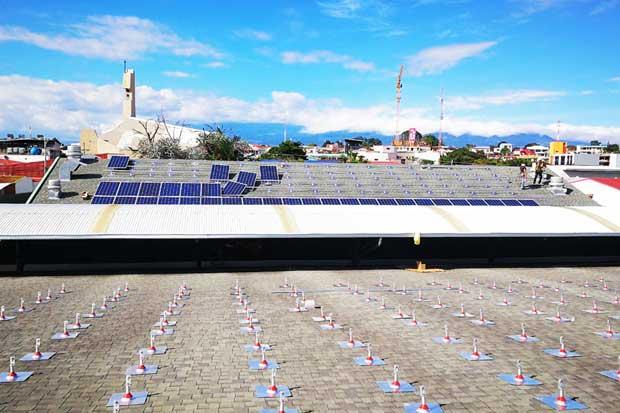 Fundación Omar Dengo reducirá unas 31 mil toneladas de CO2 con paneles solares