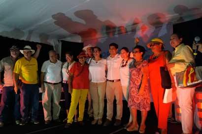 Exaspirantes a diputados por Guanacaste dieron adhesión a Carlos Alvarado