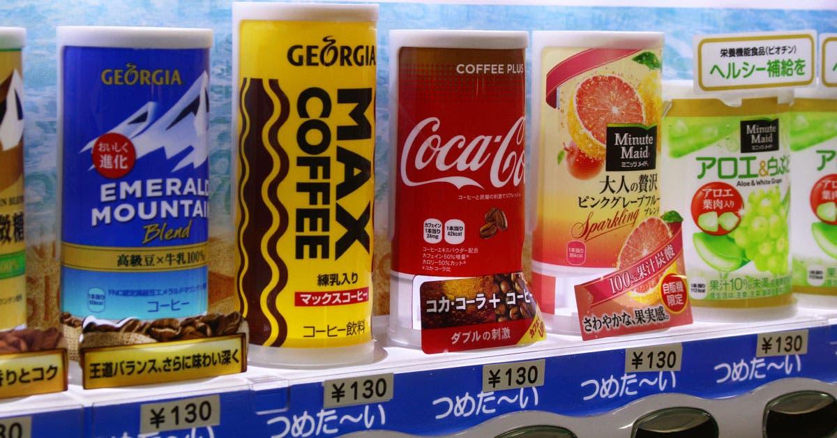 Coca Cola lanzará al mercado su primera bebida alcohólica