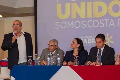 Figuras del PUSC dieron adhesión a Fabricio Alvarado