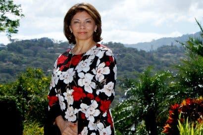 """Laura Chinchilla: """"Las mujeres volveremos a gobernar en América Latina"""""""