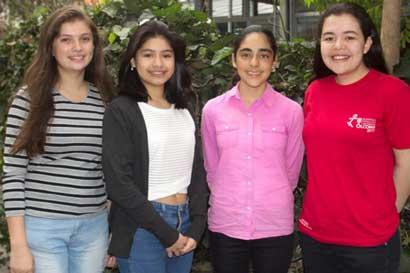 Jóvenes representarán a Costa Rica en olimpiada europea de matemática