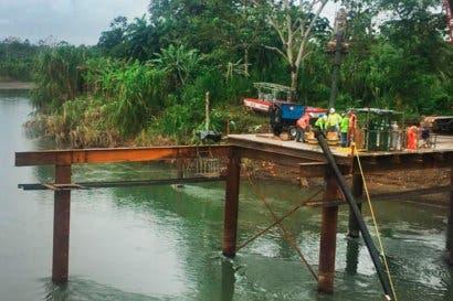 Costa Rica y Panamá afinan últimos detalles para construcción de puente binacional