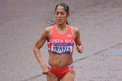 Gabriela Traña encaminada al último tramo de su carrera