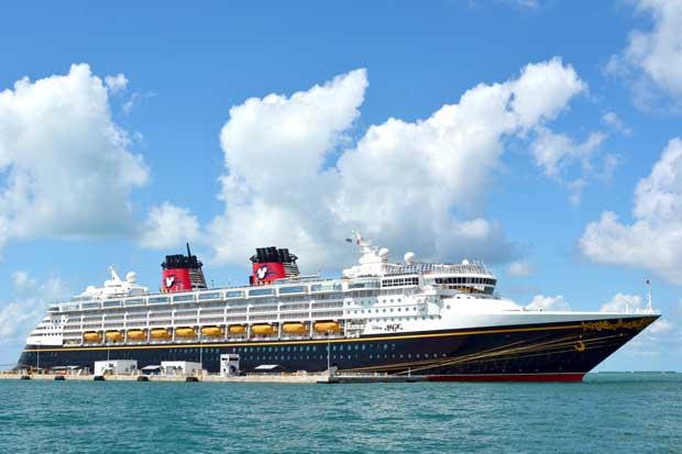 Pasajeros de crucero Disney que llegará a Puntarenas pagarán desde $6.511 por cabina