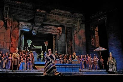 ¿Disfruta de la ópera? Semiramide se proyectará en el Eugene O ́Neill