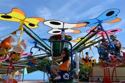 Parque Diversiones ofrecerá tarifa especial a mujeres hoy y mañana