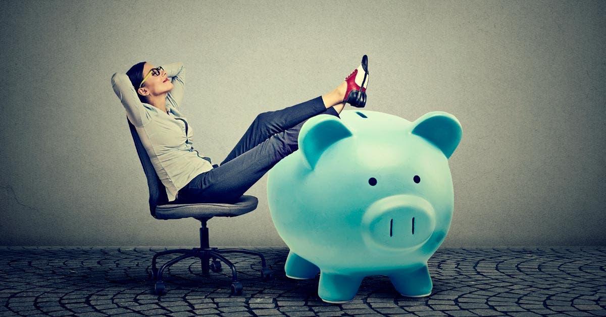 Relaje su incertidumbre por medio del ahorro