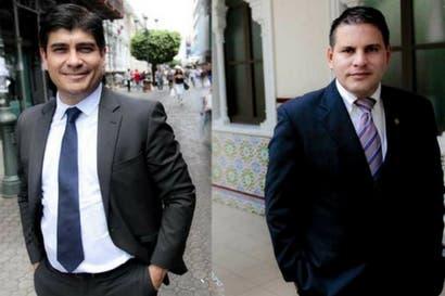 Conozca su afinidad con Carlos Alvarado y Fabricio Alvarado