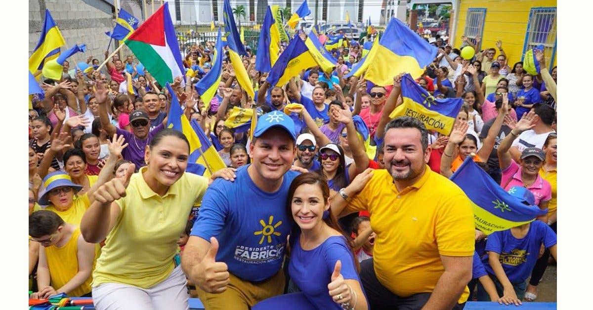 Fabricio Alvarado seguro de ganar en zonas rurales