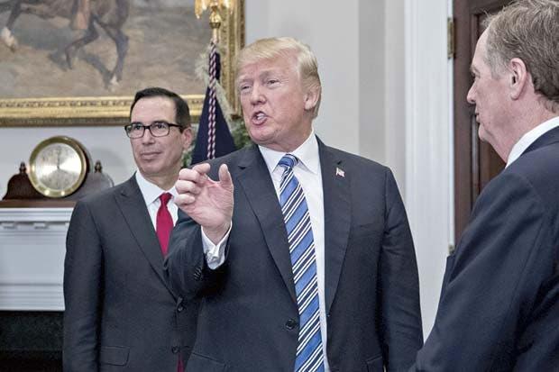 Trump ve gran avance en plan para reunirse con Kim Jong