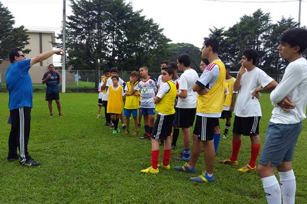 Costa Rica será sede del Primer Congreso de Neurofútbol en Centroamérica