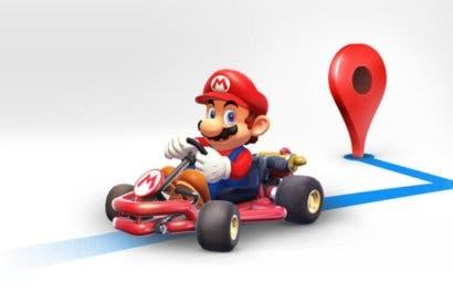 Mario Bros será su guía en Google Maps toda esta semana